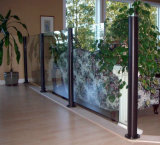 Interior Glass Partition / Decorative Balustrade Design