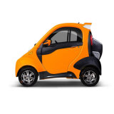 Newest Electric Small Car Mobility Scooter with Cheapest Price Four Wheel Enclosed Electric Scooter Car Conversion Kit with EEC Approval New Vehicle