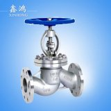 304 Stainless Steel Hight Quality Flanged Globe Valve Dn15