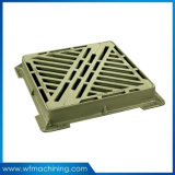 Resin Sand Casting Ductile Iron Manhole Cover with OEM Service