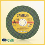Resinic Cutting Wheel Yuri in Green Color with Double Nets
