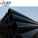 1000mm Diameter HDPE Sprinkler Perforated Drainage Pipe 200mm 900mm