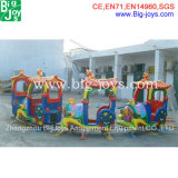 2015 Latest Commercial Electric Train for Kids (BJ-AT122)
