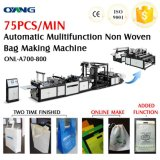 Automatic Multifunctional Non Woven Bag Making Machine (AW-A700-800)