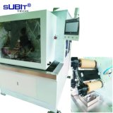 Magnetic Artificial Gemstone Diamond Sapphire Crystal Multi Wire Sawing Machine