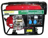 5kw Portable Gasoline Generator for Home Standby with Ce/CIQ/ISO/Soncap