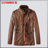 Best Sell Men´ S PU Winter Jacket