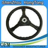 Black Steering Wheel for Children Toy Car / Design Plastic Parts