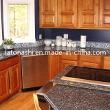 Low Price Chinese Prefabricated Granite Kitchen Vanity Stone Tile Countertop