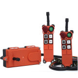 F21-4s Two Transmitters Industrial Radio Remote Control