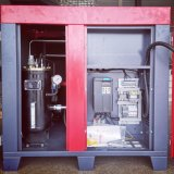 8~12 Bar Industrial Rotary Screw Air Compressor with High Quality & Low Noise 18.5kw 25HP