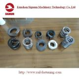Fe6 Double Coil Spring Lock Washer