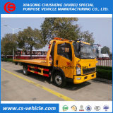 5ton Flat Tray Road Wrecker / Towing Truck