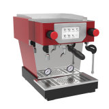 Single Group Coffee Equipment Commercial Semi Automatic Coffee Machine with Cheap