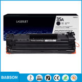 No Waste Powder Compatible Toner Cartridge CB435A 35A for HP