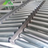 Carbon Steel and Stainless Steel Center/ Centering Roller Conveyor for Cartons and Logistic Center