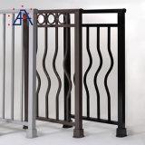 Modern Design Garden Cheap Privacy Fixed Aluminium Louver Fence