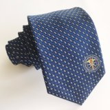 Wholesale Woven Polyester Formal Logo Ties (L010)