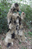New Military Equipment Army Desert Camo Ghillie Suit