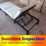 Quality Control and Inspection Services on Garden Furniture
