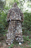 3D Leafty Camoufalge Jungle Hunting Ghillie Suit