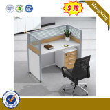 Modular Aluminum Partition Office Cubicle Workstation for Work (HX-8NR0075)