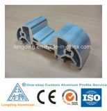 Industrial Aluminum Extrusion Profiles 6063