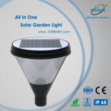 12W LED Solar Park Light for Gardens and Plaza