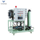 Coalescence and Separation Light Diesel Waste Oil Recycling Machine for Low Viscosity Lube Oil