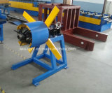 High Quality 3 Tons Simple Decoiler