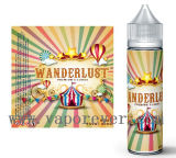 Vape Liquid Good Taste Electronic Cigarette Refill Liquid, Variety of Flavors, Wholesale Price for Vape Shop