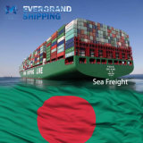 Competitive Ocean & Sea Freight From China Shipping to Bangladesh/Chittagong/Dhaka
