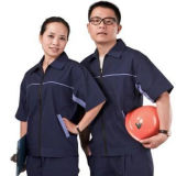China Manufacture Cheap Oil Field Construction Safety Work Wear