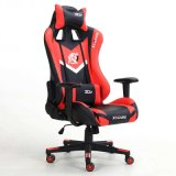 Modern Computer Gaming Leather Office Mesh Swival Metal Chair