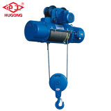 China Manufacture of Wire Rope Hoist with Electric Trolley