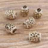 Metal Diamond Hollow Crystal Jewelry Decorate DIY Accessories Necklace Bracelet Pendants