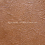 Fashion Curly Grain for The Furniture Leather (QDL-53160)