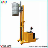 2400mm Lifting Height Powered Full Electric Drum Stacker Yl420b