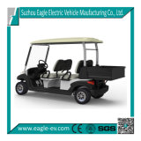 4 Seats Electric Golf Car, Eg204ah, with Cargo Box, Aluminum Chassis