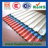 Corrugated (Roofing) Steel Sheet in House