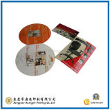 Customized Paper Printed Color Card (GJ-Card006)