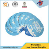 70mm Diameter PS Aluminum Foil Lid