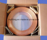 Factory Price 99.9% O. D 1/4'' 1/2'' 3/8'' 3/4'' 7/8'' ACR Soft Pancake Pure Coil Copper Tubing /Pipe/Tube