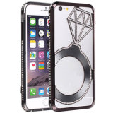 Diamond Eletroplating Metal Case for iPhone 6/7/8plus