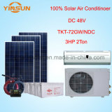 2ton 3HP New Generational Solar Power 100% Air Conditioner with R-410A Refrigerant
