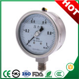Thread Type 60mm Good Performance Pressure Gauge with Favorable Price