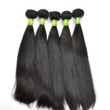 Hot Selling Remy Natural Straight Hair Weave Cambodia Human Hair Extension Lbh066