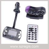 Handsfree Bluetooth Car MP3 FM Transmitter Bluetooth Car Kit Player