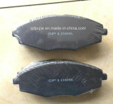Hot Auto Parts Sale Semi Metallic Brake Pads for Daewoo