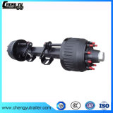 Trailer Body Part 12t Low Bed Axle Shaft with Good Price